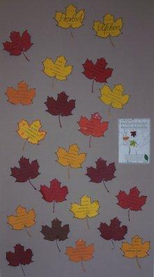 Erinnerungen An Die Hhgs Lyrik Im Herbst Elfchen